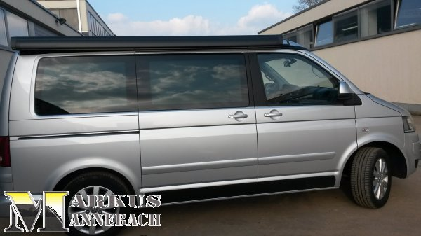 VW T5 California mit HP05